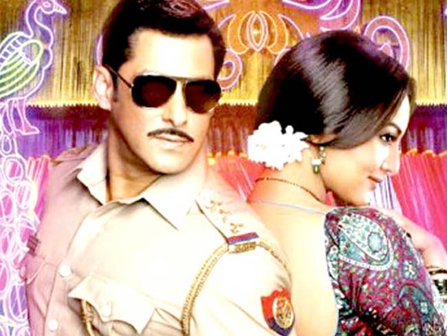 Sonakshi refuses to share screen space with Salman