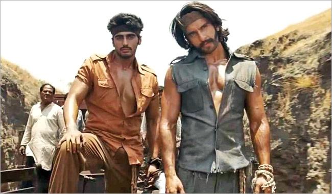 Priyanka gets candid about 'Gunday'