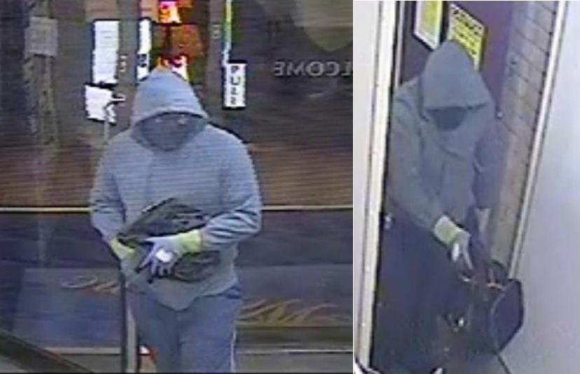 Armed robbery at Jindalee