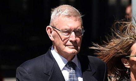 Queensland criminologist Paul Wilson denies alleged sexual offences