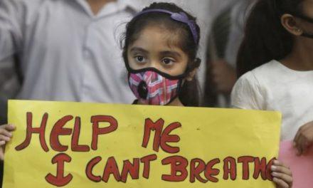 Delhi smog: Schools closed for three days as pollution worsens