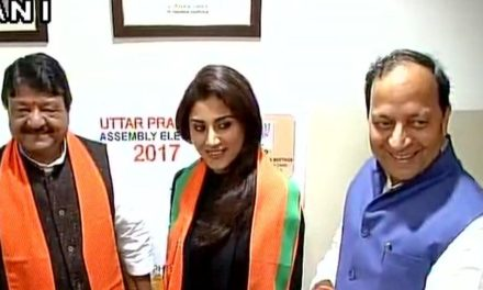 Actor Rimi Sen joins BJP ahead of assembly elections