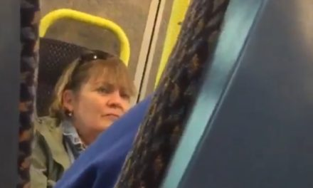 'You're a disgrace! Go back to India': Woman yells at Ireland train passengers