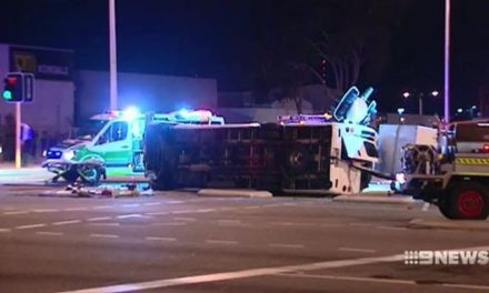 Perth teen charged with manslaughter over fatal shuttle bus crash