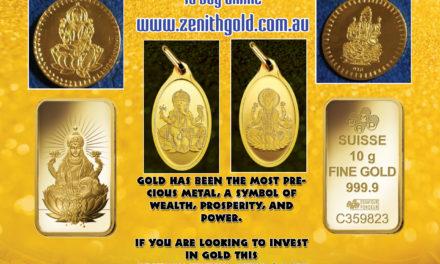 GOLD Discount – visit www.ZenithGold.com.au