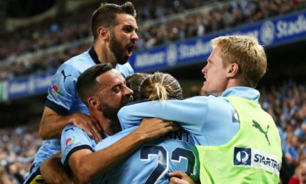 Sydney FC are A-League champs, after penalty shootout