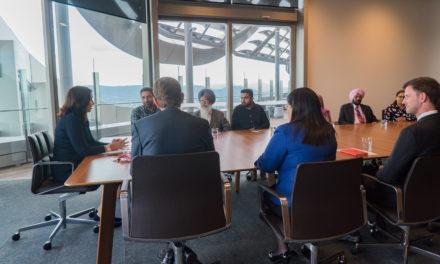 Manmeet family met with the Queensland Premier Hon. Annastacia Palaszczuk