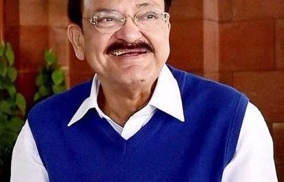 Venkaiah Naidu nominated for Vice President's post