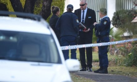Three-year-old girl found dead in Lalor Park home after being shot in neck