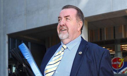 Ipswich Deputy Mayor Paul Tully to step down, new mayor says