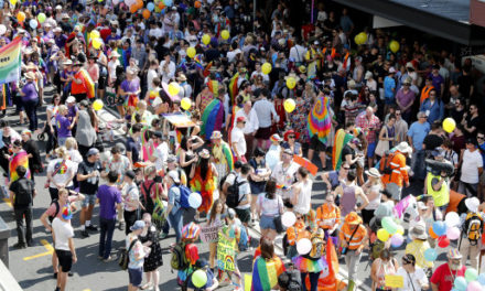 Pride March and hot weather create Brisbane traffic headache
