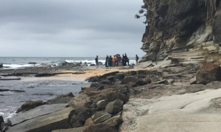 Teen rescued after falling off a cliff at the Sunshine Coast