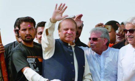 Arrest warrant against Nawaz Sharif in corruption case