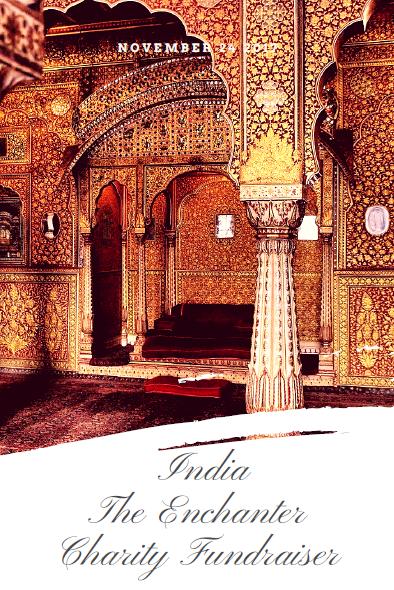 India The Enchanter Charity Fundraiser