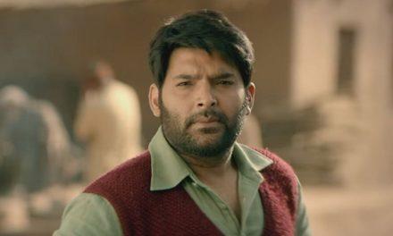 Watch: Kapil Sharma takes on the British in colonial-era movie 'Firangi'
