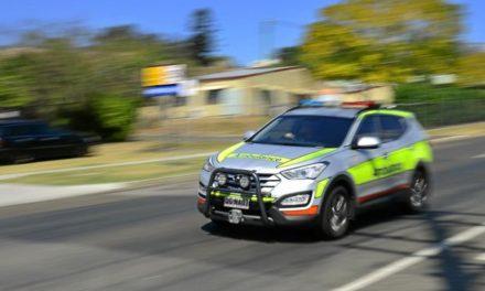 Three crashes in single hour in Coast hinterland
