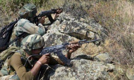Army jawan killed in clash with militants at LoC in J&K's Kupwara