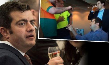 Wake up Australia: the Sam Dastyari incident proves you're racist