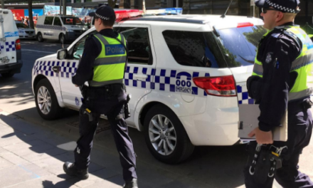 Australian PM says nine foreigners among those hurt when driver plows into crowd