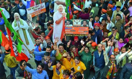 BJP wins Gujarat, Himachal Pradesh Assembly election