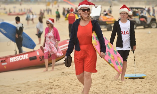 Australia's Christmas Day weather: Queensland sizzles while south-east chills