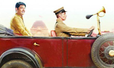 Firangi movie review: Kapil Sharma's failed attempt!