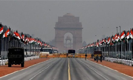 National capital turns into fortress for Republic Day parade
