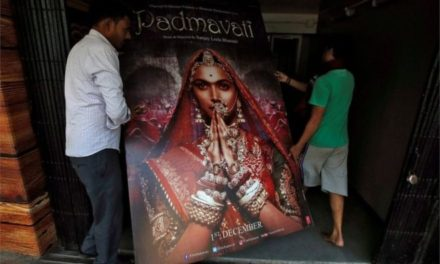 Padmavat: Controversial film cleared by India's top court