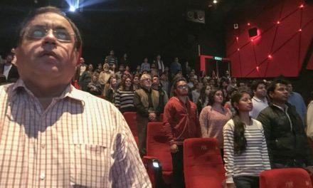 Celebrating victory: A Kerala film club battled on national anthem in cinemas