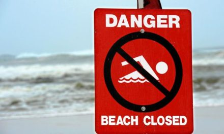7 beaches closed as swell turns surf into danger zone