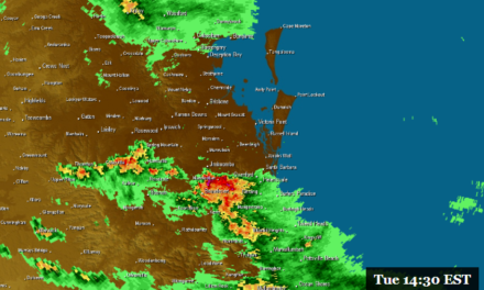 Severe storm warning issued for Gold Coast