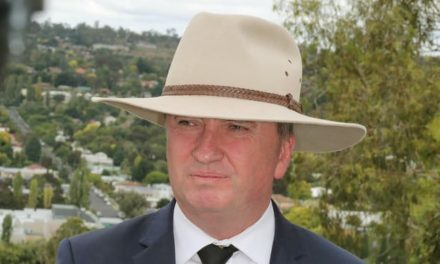 Barnaby Joyce quits as Deputy Prime Minister