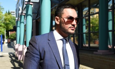 Salim Mehajer found guilty of assaulting journalist