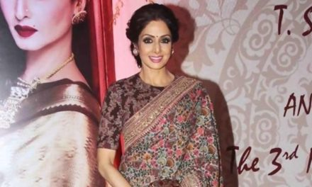 Sridevi's mortal remains will reach India today