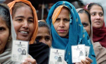 Did the British Empire resist women's suffrage in India?