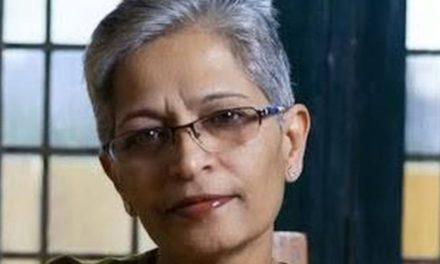 Man arrested for Indian journalist Gauri Lankesh murder