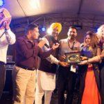 Cr Angela Owen _ Miss Pooja presenting award