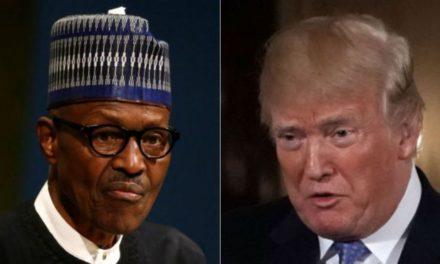 Nigeria President Buhari to meet Trump in Washington
