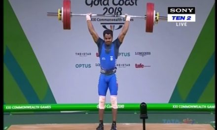 CWG 2018: Weightlifter Gururaja Opens India's Medal Tally With Silver in 56kg Category