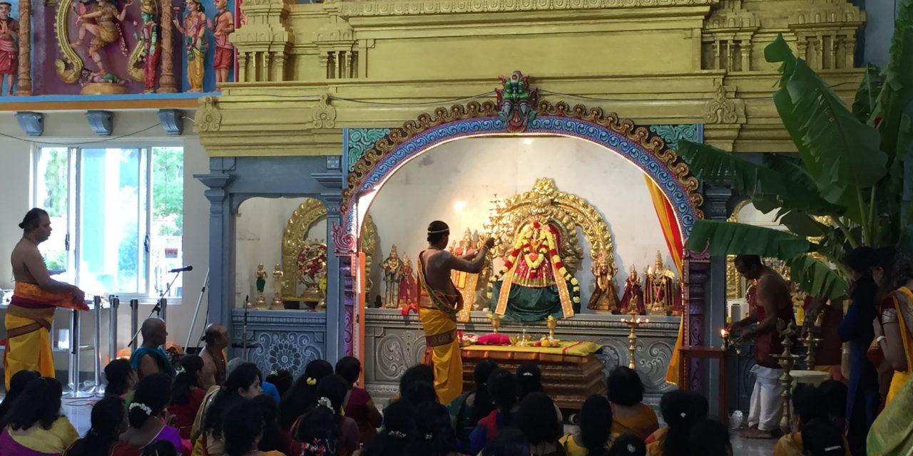 Sri Selva Vinayakar Mahotsavam 2018 By Hindu Ahlaya Sangam Qld Inc