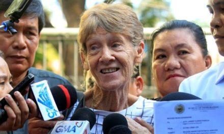Philippines' Duterte says he ordered probe into Australian nun
