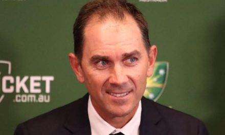 Justin Langer: Australia head coach says respect 'worth more than gold'