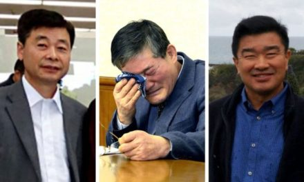 US detainees thank Trump and God for release from North Korea