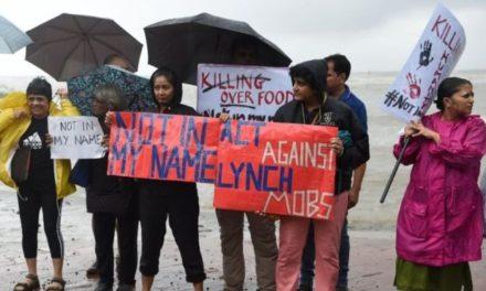 India mobs kill five over 'social media rumour'