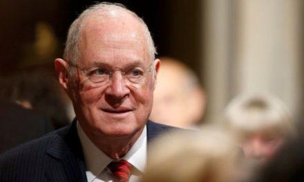 Supreme Court: Political row brews over Kennedy's successor