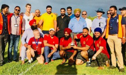 Guru Nanak Sikh Temple (GNST) Inala Sports Tournament
