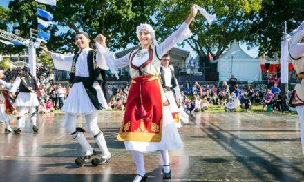 Paniyiri Greek Festival in Brisbane
