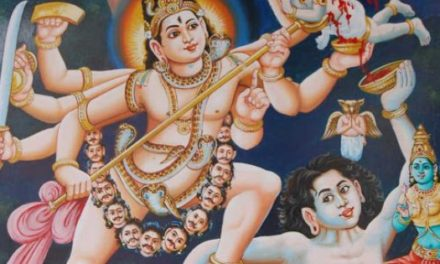 Unual Sons of Lord Shiva – Story of Andhakasura By Dr Arundhati Hoskeri