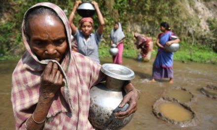 India facing the 'worst water crisis in its history'