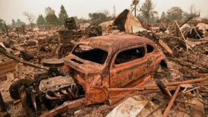 California fire: Deadly blazes continues to grow